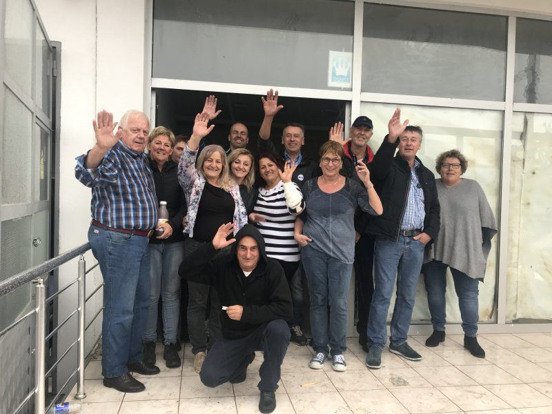 Werkgroep de Ruyter weer in Kosovo
