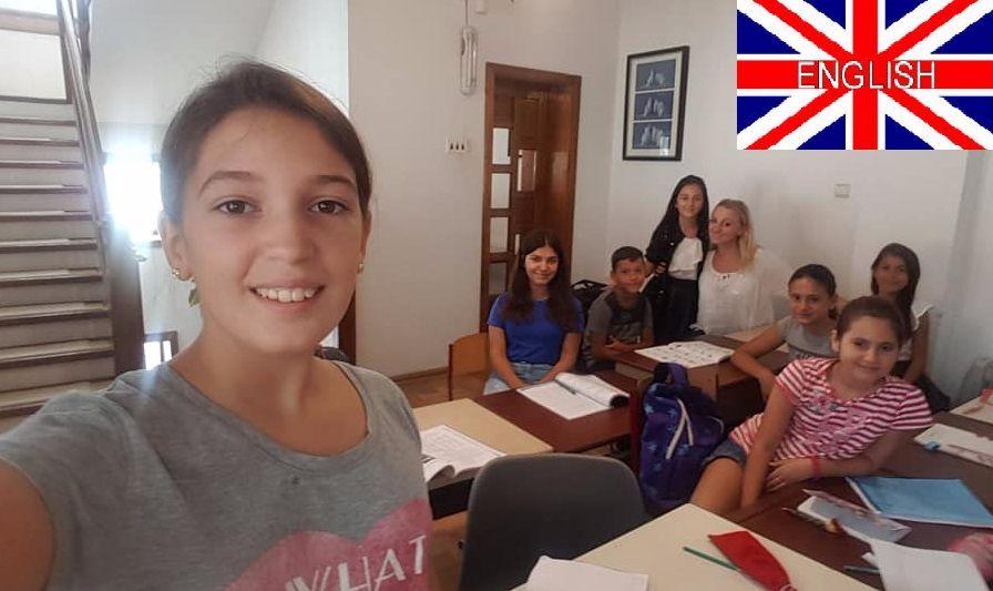 Engels onderwijsprogramma